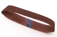 Hoof Buffer-1 replacement sanding belt, Fine/Brown