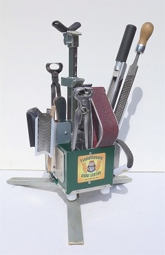 Complete Hoof Care Workstation